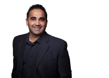 Brantford real estate agent Manny Munir