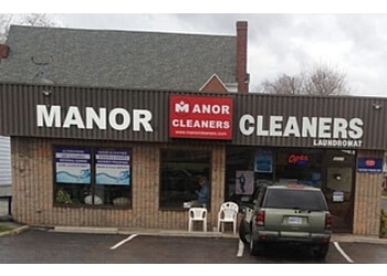 Niagara Falls dry cleaner Manor Cleaners Ltd.