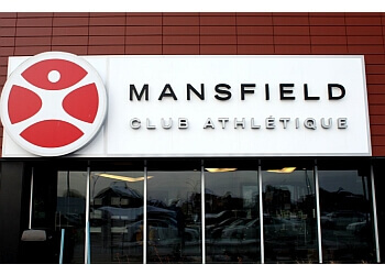 Brossard gym Mansfield Athletic Club
