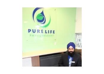 Manvir Purewal, PT