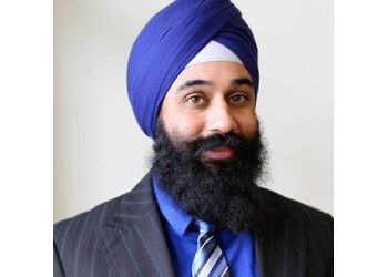 Surrey physical therapist Manvir Singh, MSc(PT)