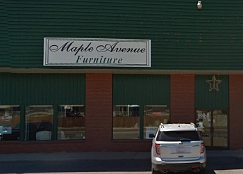 Medicine Hat furniture store Maple Avenue Furniture