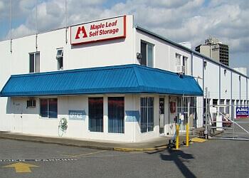 Richmond storage unit Maple Leaf Self Storage  sc 1 st  ThreeBestRated.ca & 3 Best Storage Units in Richmond BC - ThreeBestRated