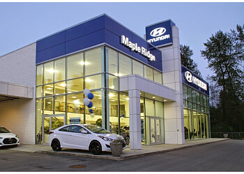 Maple Ridge car dealership Maple Ridge Hyundai