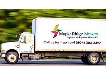 Maple Ridge moving company Maple Ridge Movers