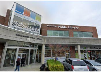 Maple Ridge landmark Maple Ridge Public Library