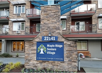 Maple Ridge retirement home Maple Ridge Seniors Village