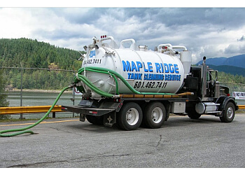 Maple Ridge septic tank service Maple Ridge Tank Cleaning Service