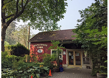 North Vancouver places to see Maplewood Farm