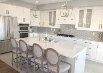 Whitby custom cabinet Maplewood Kitchens
