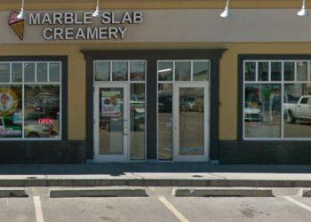 St Albert cake Marble Slab Creamery