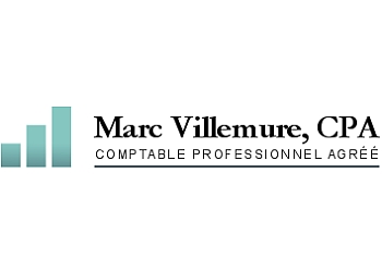 Shawinigan accounting firm Marc Villemure, CPA comptable professionnel agréé