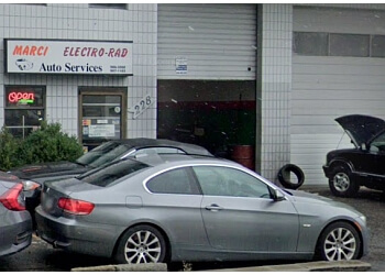 North Vancouver car repair shop Marci Automotive LTD.