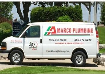 Whitby plumber Marco Plumbing Ltd.