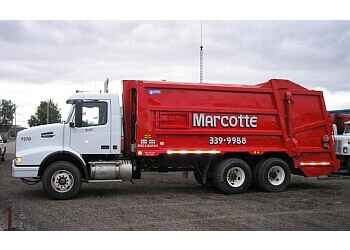 Sarnia junk removal Marcotte Disposal Inc.