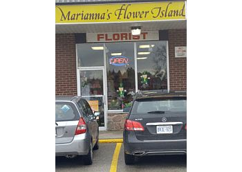 Burlington florist Marianna's Flower Island