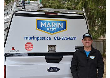 Kingston pest control Marin Pest
