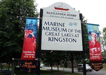 Kingston places to see Marine Museum of the Great Lakes