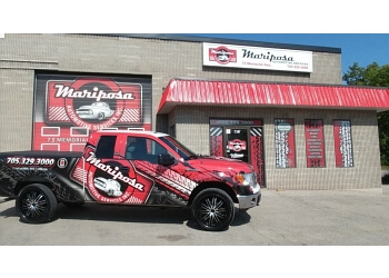 Orillia car repair shop Mariposa Automotive Services Inc.