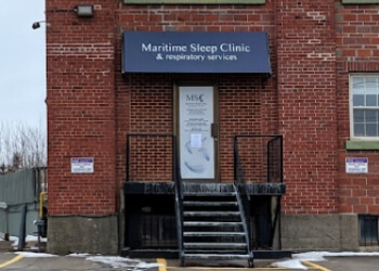 Moncton sleep clinic Maritime Sleep Clinic & Respiratory Services