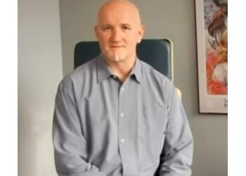 Mississauga chiropodist Dr. Mark Bradley, D.Pod.M