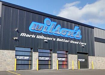 Guelph used car dealership Mark Wilson's Better Used Cars