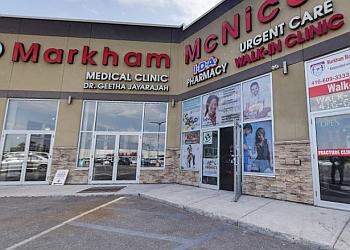 Toronto urgent care clinic Markham McNcoll Urgent Care Centre