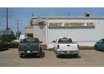 Saskatoon auto body shop Mark's AutoBody Ltd.