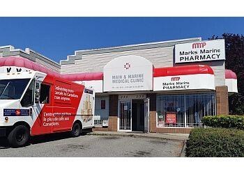 Vancouver pharmacy Marks Marine Pharmacy