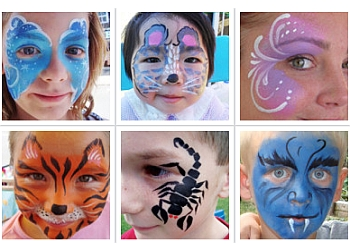 Markham face painting Marla's Face Painting