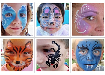 Mississauga face painting Marla's Face Painting