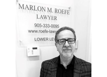 Burlington bankruptcy lawyer Marlon M. Roefe