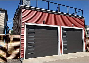 Airdrie garage door repair Marriott Garage Doors