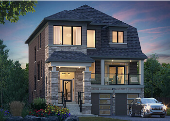 Pickering home builder Marshall Homes