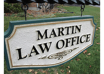 Belleville personal injury lawyer Martin Law Office