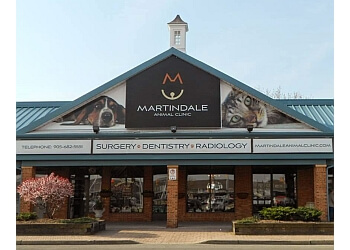 St Catharines veterinary clinic Martindale Animal Clinic