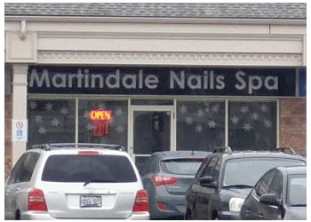St Catharines nail salon Martindale Nails Spa