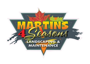 Oakville lawn care service Martins 4 Seasons Landscaping & Maintenance