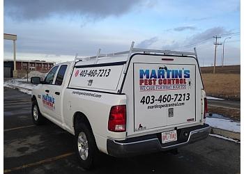 Calgary pest control Martin's Pest Control