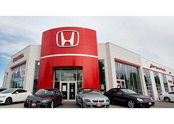 Maple Ridge car dealership Marv Jones Honda