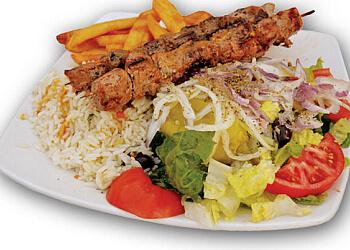 Montreal mediterranean restaurant Marven's Restaurant