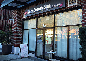 North Vancouver spa Mary Beauty Spa & JJ Eyelash