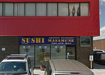 Mississauga japanese restaurant Masamune Japanese Restaurant