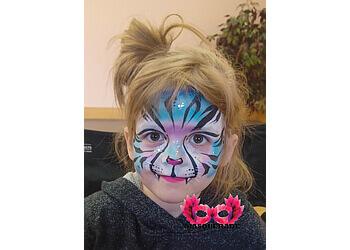 Niagara Falls face painting Masquerade