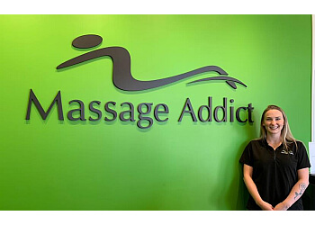 Fredericton massage therapy Massage Addict