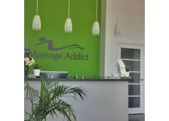 Hamilton massage therapy Massage Addict