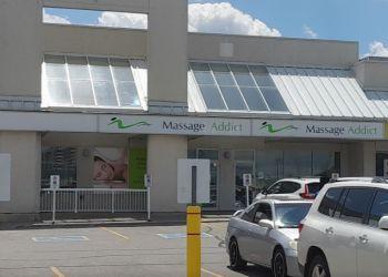 Newmarket massage therapy Massage Addict