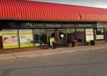 Oshawa massage therapy Massage Addict