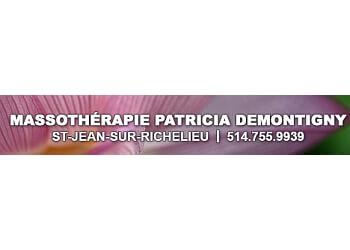 Saint Jean sur Richelieu massage therapy Massothérapie Patricia Demontigny