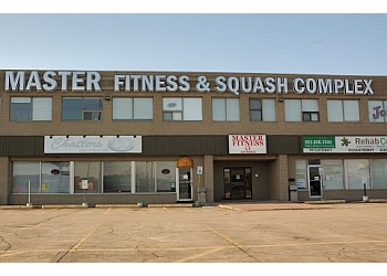 Newmarket gym Master Fitness and Squash Complex